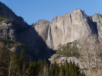 Yosemite Falls - tallest waterfall in North America