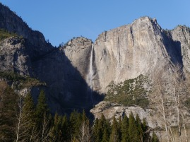 Yosemite Falls - tallest waterfall in North America